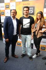Amrita Arora, Arbaaz Khan at Big Boys Toys Event on 11th Oct 2015 (8)_561ba50602780.JPG
