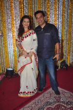 Prachi Shah at Ronit Roy_s bday and mata ki chowki on 10th Oct 2015 (23)_561b526b9d5ac.JPG
