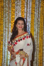 Prachi Shah at Ronit Roy_s bday and mata ki chowki on 10th Oct 2015 (68)_561b526c77247.JPG