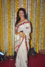 Prachi Shah at Ronit Roy_s bday and mata ki chowki on 10th Oct 2015 (70)_561b526e3d6d8.JPG