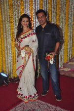 Prachi Shah at Ronit Roy_s bday and mata ki chowki on 10th Oct 2015 (69)_561b526d4bc83.JPG