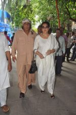 Ranjeet at Ravindra Jain funeral on 10th Oct 2015 (16)_561b50a1ac2fc.JPG