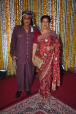 Ranjeet at Ronit Roy_s bday and mata ki chowki on 10th Oct 2015 (18)_561b52970b223.JPG