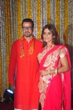 Ronit Roy_s bday and mata ki chowki on 10th Oct 2015 (9)_561b531dd794b.JPG
