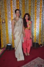 Rukhsar at Ronit Roy_s bday and mata ki chowki on 10th Oct 2015 (74)_561b533fb3826.JPG