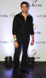 Zulfi Syed at the Six Months Completion Celebration of La Ruche, Bandra_561b608eaf287.JPG