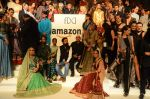 at the grand Finale of Amazon India Fashion Week on 11th Oct 2015