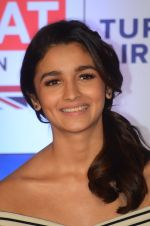 Alia Bhatt promote Shaandaar movie on 12th Oct 2015