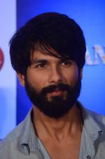 Shahid Kapoor promote Shaandaar movie on 12th Oct 2015