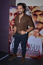 Ajaz Khan at Jaatiwad music launch on 13th Oct 2015
