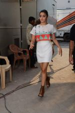 Alia Bhatt snapped at Mehboob on 13th Oct 2015
