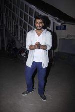 Arjun Kapoor snapped at Mehboob on 13th Oct 2015