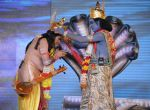 Asrani -Narad Munni & Vishnu Playing the Ram leela at Luv Kush ram Leela committee at Lal Qila maidan in Delhi on 13th Oct 2015_561e04cc5aca5.jpg