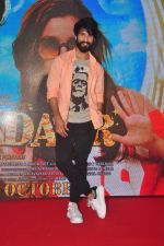 Shahid Kapoor snapped promoting Shaandaar in Enigma on 13th Oct 2015