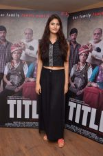 Shivani Raghuvanshi at Titli film iterviews in Yashraj on 13th Oct 2015
