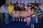 shakti kapoor, Ajaz Khan, Sunil Pal at Jaatiwad music launch on 13th Oct 2015 (37)_561df86553453.JPG