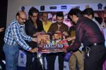 shakti kapoor, Ajaz Khan at Jaatiwad music launch on 13th Oct 2015