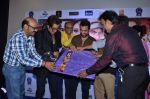shakti kapoor, Ajaz Khan, Sunil Pal at Jaatiwad music launch on 13th Oct 2015 (40)_561df8664d06e.JPG