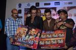 shakti kapoor, Ajaz Khan, Sunil Pal at Jaatiwad music launch on 13th Oct 2015