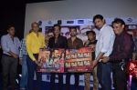 shakti kapoor, Ajaz Khan, Sunil Pal at Jaatiwad music launch on 13th Oct 2015 (43)_561df88e32263.JPG
