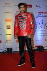 Gurmeet Chaudhary at Miss Diva red carpet in Sahara Star on 14th Oct 2015