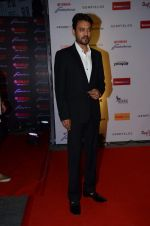 Irrfan Khan at Miss Diva red carpet in Sahara Star on 14th Oct 2015