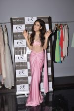 Pooja Chopra at Amy Billimoria festive collection launch in Juhu on 14th Oct 2015