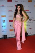 Pooja Chopra at Miss Diva red carpet in Sahara Star on 14th Oct 2015