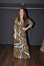 Pria Kataria Puri at Amy Billimoria festive collection launch in Juhu on 14th Oct 2015