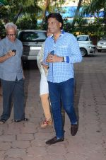 Raju Shrivastav at Ravindra Jain prayer meet in Isckon on 14th Oct 2015 (14)_561fa08f455b9.JPG