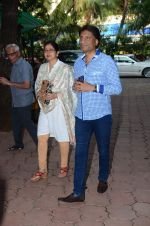 Raju Shrivastav at Ravindra Jain prayer meet in Isckon on 14th Oct 2015 (15)_561fa090f26bc.JPG