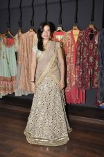 Urvashi Sharma at Amy Billimoria festive collection launch in Juhu on 14th Oct 2015