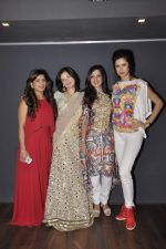Urvashi Sharma, Sucheta Sharma at Amy Billimoria festive collection launch in Juhu on 14th Oct 2015