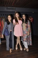 Vahbbiz Dorabjee at Amy Billimoria festive collection launch in Juhu on 14th Oct 2015