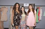 Vahbbiz Dorabjee, Sandhya Shetty at Amy Billimoria festive collection launch in Juhu on 14th Oct 2015