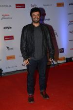 Vikas Bahl at Miss Diva red carpet in Sahara Star on 14th Oct 2015
