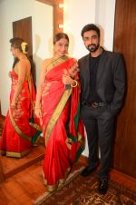 Aashish Chaudhary at Mandira Bedi store launch in Mumbai on 15th Oct 2015 (206)_5620fba5484d2.JPG