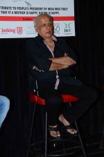 Mahesh Bhatt at the tribute for APJ Abdul Kalam birth anniversary - Make your mother smile, campaign by Yuva on 15th Oct 2015 (48)_5620f9da96df1.JPG