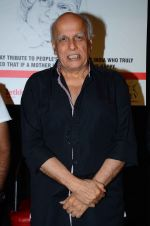 Mahesh Bhatt at the tribute for APJ Abdul Kalam birth anniversary - Make your mother smile, campaign by Yuva on 15th Oct 2015