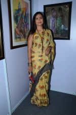 Maria Goretti at JP Singhal exhibition on 15th Oct 2015