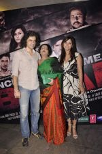 Neetu Chandra, Imtiaz Ali at Once Upon a Time in Bihar film launch on 15th Oct 2015