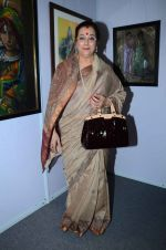 Poonam Sinha at JP Singhal exhibition on 15th Oct 2015