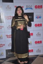 Alka Yagnik at Wedding Pulav premiere on 16th Oct 2015