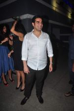 Arbaaz Khan at Sanjay Kapoor