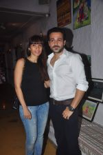 Emraan Hashmi at Rouble Nagi event on 17th Oct 2015