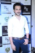 Emraan hashmi at Rouble Nagi exhibition on 17th Oct 2015
