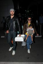 Imran Khan, Avantika Malik snapped at airport on 16th Oct 2015 (21)_562365f661633.JPG