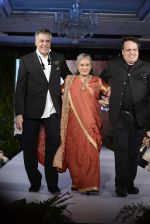 Jaya Bachchan at abu jani charity show on 16th Oct 2015