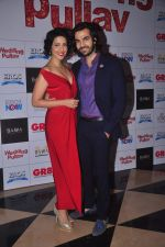 Karan Grover at Wedding Pulav premiere on 16th Oct 2015