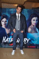 Karan Singh Grover at Trailer launch of film Hate Story 3 on 16th Oct 2015